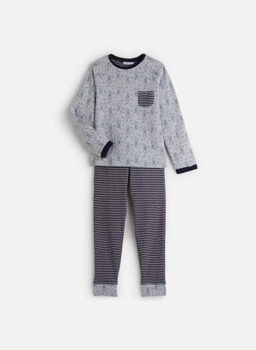 Vêtements Noukies Imagine Boy 2P Gris vue détail/paire