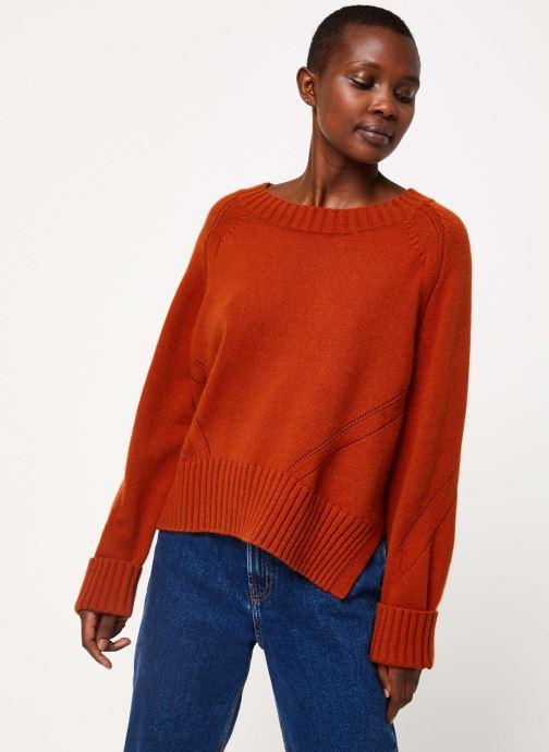 Vêtements See u soon 9203045 Marron vue détail/paire