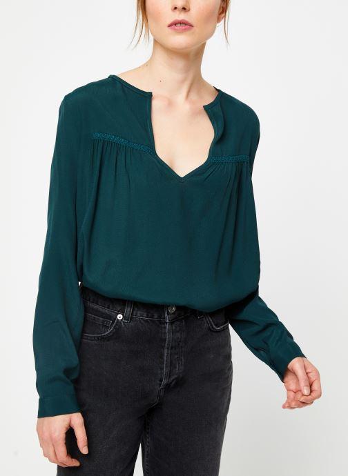 Vêtements See u soon 9211065 Vert vue détail/paire