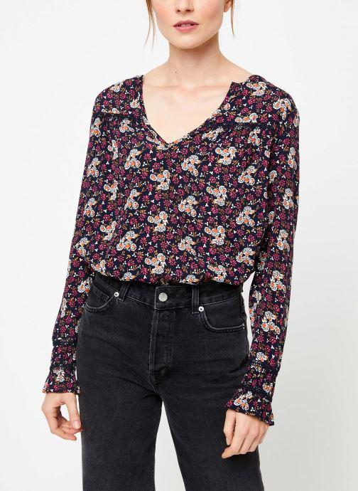 Vêtements See u soon 9211090 Violet vue détail/paire