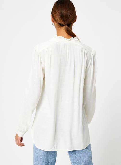 Vêtements See u soon 9211114 Blanc vue portées chaussures