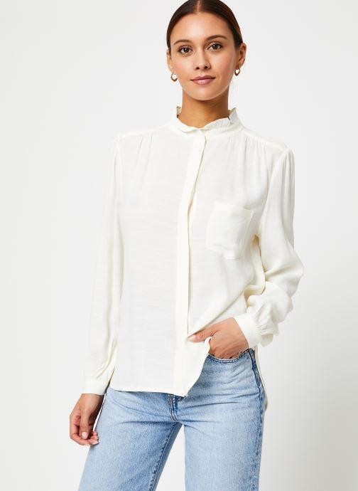 Vêtements See u soon 9211114 Blanc vue droite