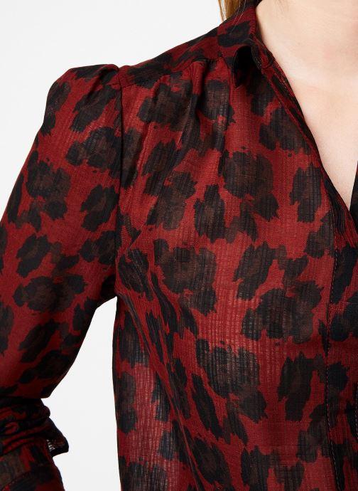 Vêtements See u soon 9211130 Bordeaux vue face