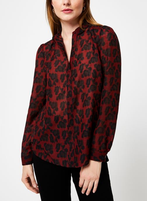 Vêtements See u soon 9211130 Bordeaux vue droite