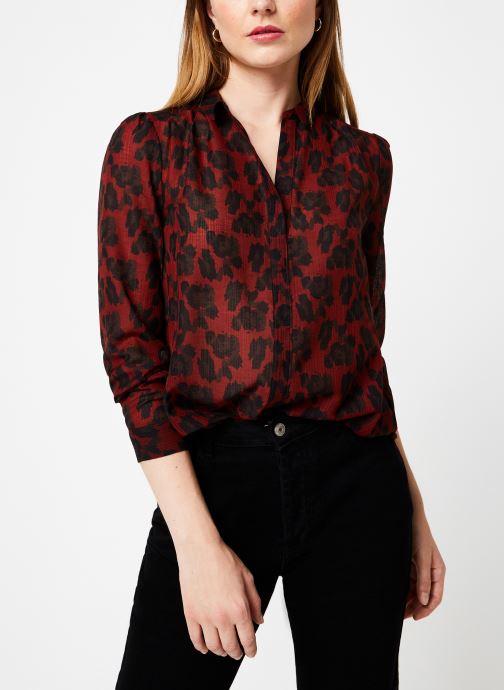 Vêtements See u soon 9211130 Bordeaux vue détail/paire