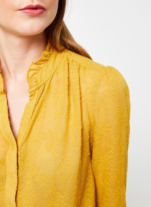 Vêtements See u soon 9211173 Jaune vue face