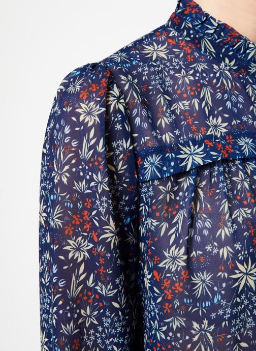 Vêtements See u soon 9212015B Bleu vue face
