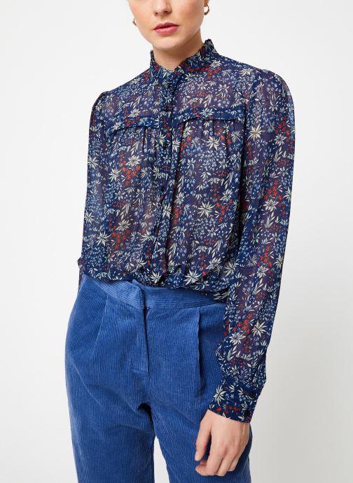 Vêtements See u soon 9212015B Bleu vue détail/paire