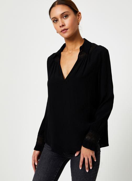 Vêtements See u soon 9212100 Noir vue droite