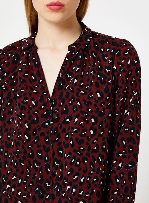 Vêtements See u soon 9212140 Bordeaux vue face