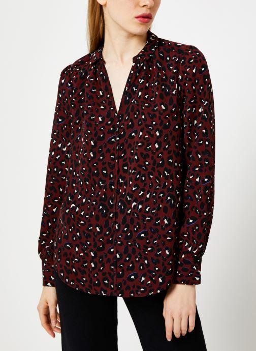 Vêtements See u soon 9212140 Bordeaux vue droite