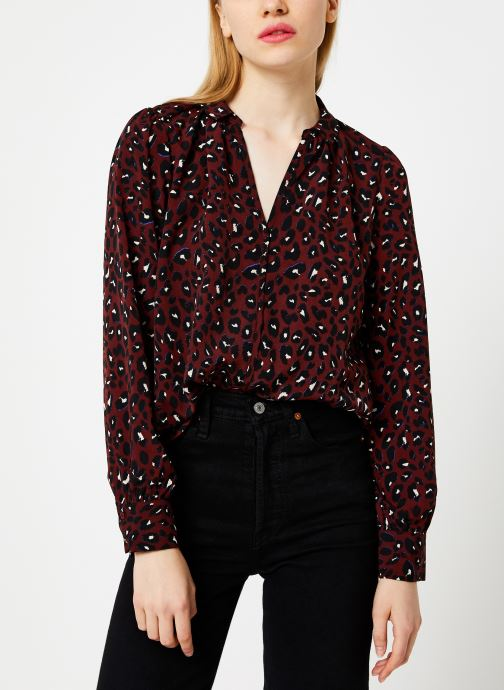 Vêtements See u soon 9212140 Bordeaux vue détail/paire