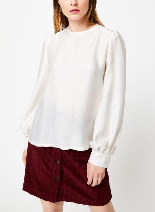 Vêtements See u soon 9212175 Blanc vue droite