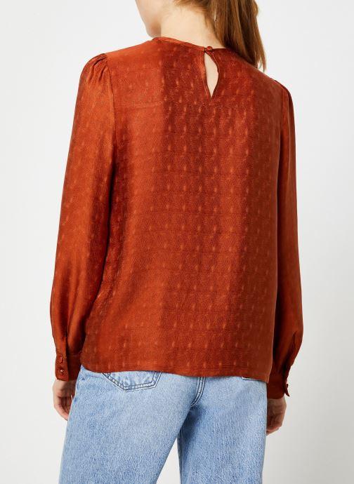Vêtements See u soon 9212175 Orange vue portées chaussures