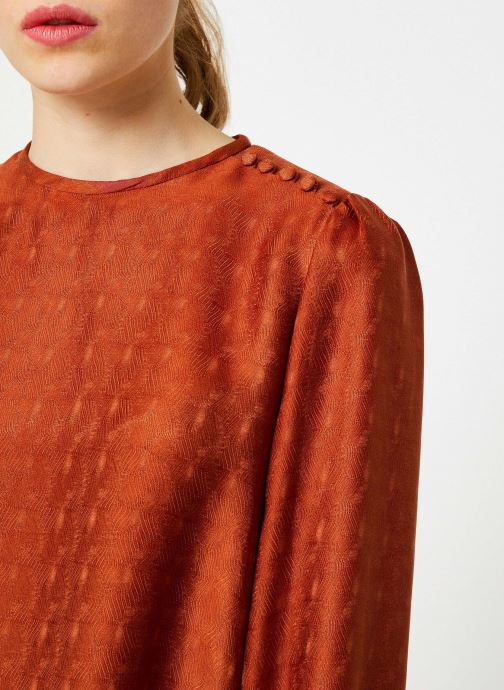 Vêtements See u soon 9212175 Orange vue face