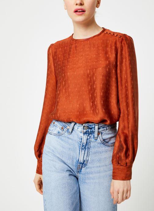 Vêtements See u soon 9212175 Orange vue détail/paire