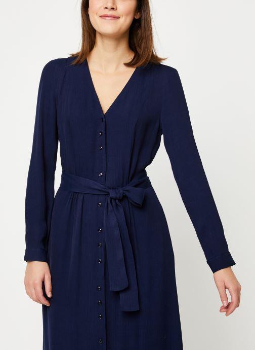 Vêtements See u soon 9222002B Bleu vue droite