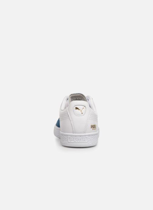 Sneakers Puma Basket Notch Bianco immagine destra