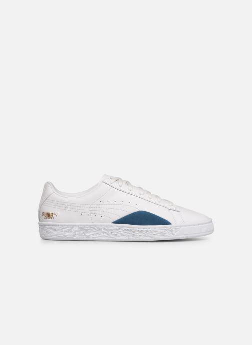 Sneakers Puma Basket Notch Bianco immagine posteriore