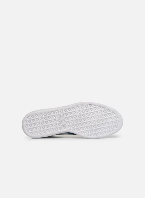 Sneakers Puma Basket Notch Bianco immagine dall'alto
