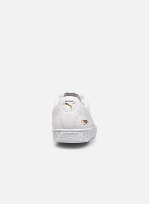 Trainers Puma Basket Notch White view from the right