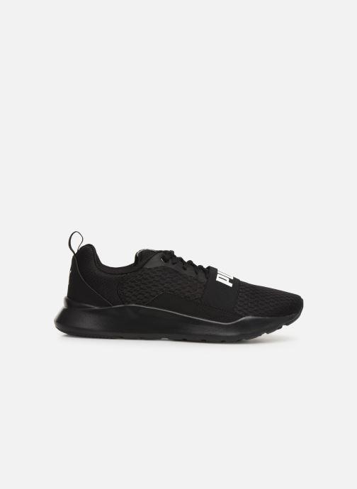 Sneaker Puma Puma Wired schwarz ansicht von hinten