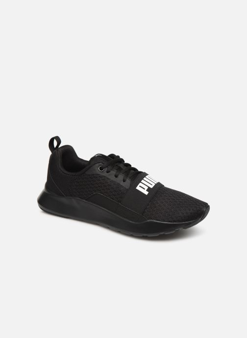 Sneakers Puma Puma Wired Sort detaljeret billede af skoene