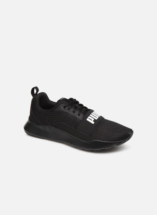 Sneaker Puma Puma Wired schwarz detaillierte ansicht/modell