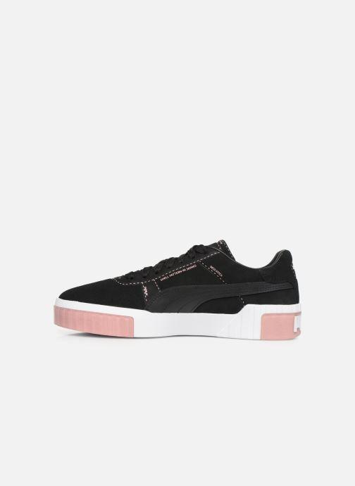 Sneakers Puma Cali Patternmaster Wn'S Zwart voorkant