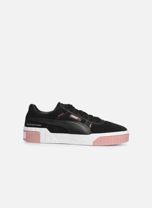 Sneakers Puma Cali Patternmaster Wn'S Zwart achterkant
