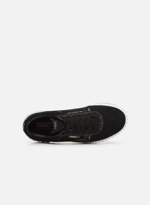 Sneakers Puma Cali Patternmaster Wn'S Zwart links