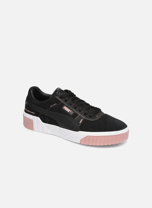 Sneakers Puma Cali Patternmaster Wn'S Zwart detail