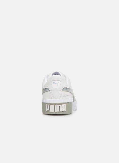 Baskets Puma Cali Patternmaster Wn'S Blanc vue droite