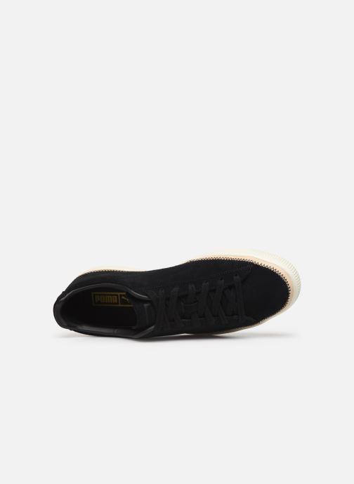 Sneakers Puma Suede Trim Prm Sort se fra venstre