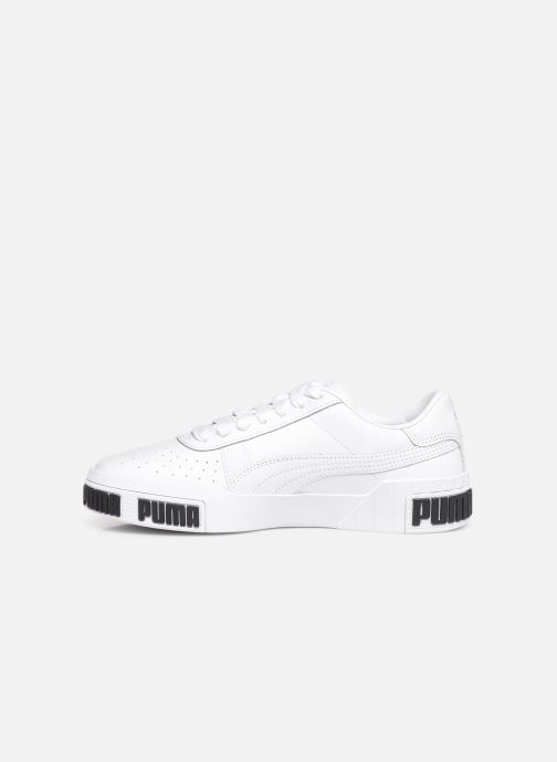 Sneakers Puma Cali Bold Wn'S Wit voorkant