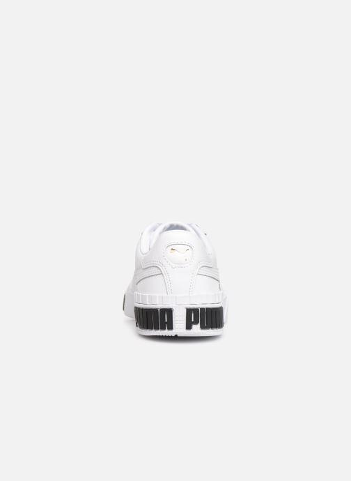 Baskets Puma Cali Bold Wn'S Blanc vue droite
