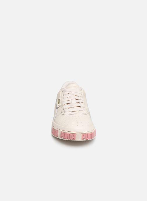 Baskets Puma Cali Bold Wn'S Blanc vue portées chaussures