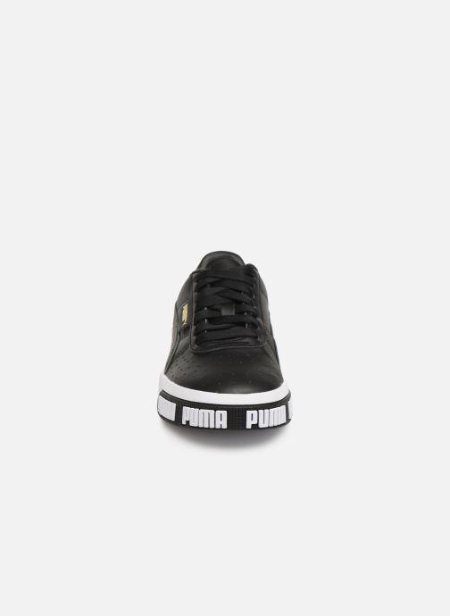 Sneaker Puma Cali Bold Wn'S schwarz schuhe getragen