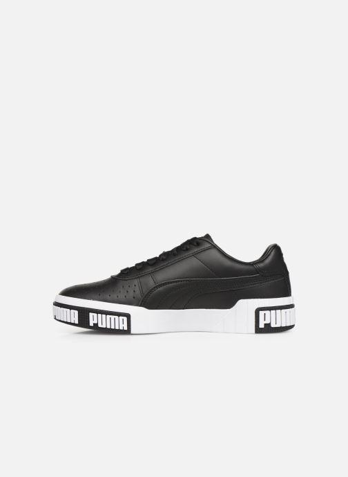 Sneaker Puma Cali Bold Wn'S schwarz ansicht von vorne