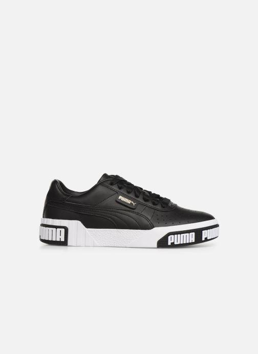 Sneaker Puma Cali Bold Wn'S schwarz ansicht von hinten