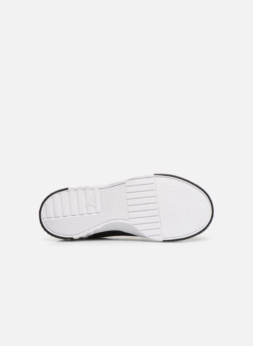 Sneaker Puma Cali Bold Wn'S schwarz ansicht von oben
