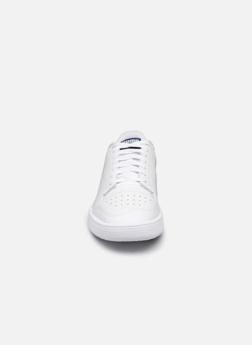 Baskets Puma Ralph Sampson Lo H Blanc vue portées chaussures