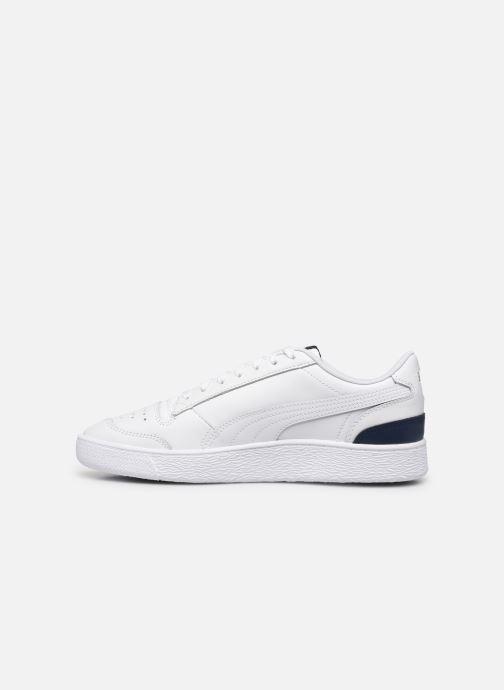 Sneakers Puma Ralph Sampson Lo H Wit voorkant