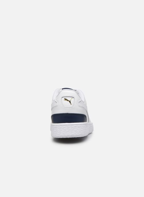 Trainers Puma Ralph Sampson Lo H White view from the right