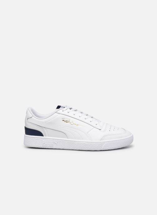 Sneakers Puma Ralph Sampson Lo H Wit achterkant
