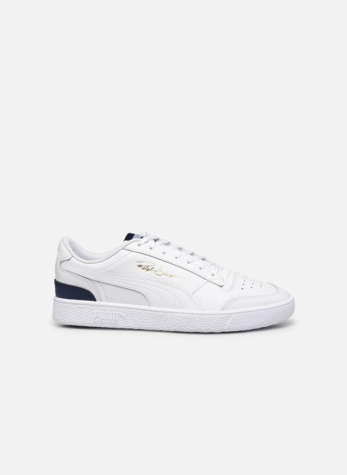 Sneaker Puma Ralph Sampson Lo H weiß ansicht von hinten