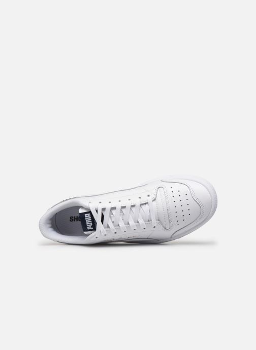 Sneakers Puma Ralph Sampson Lo H Wit links