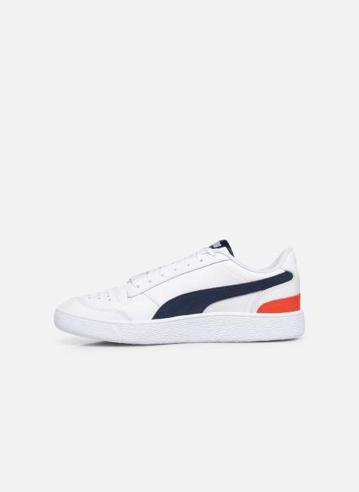 Sneakers Puma Ralph Sampson Lo H Hvid se forfra
