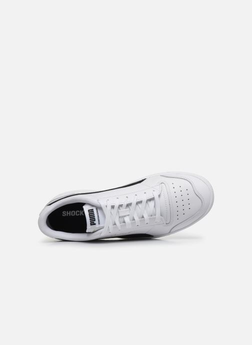 Trainers Puma Ralph Sampson Lo H White view from the left
