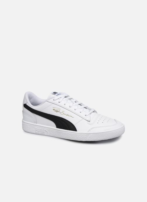 Trainers Puma Ralph Sampson Lo H White detailed view/ Pair view